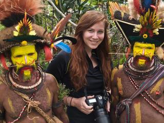 Rachel Kramer PNG Staff