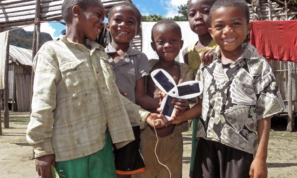Rachel kramer malagasy children solar