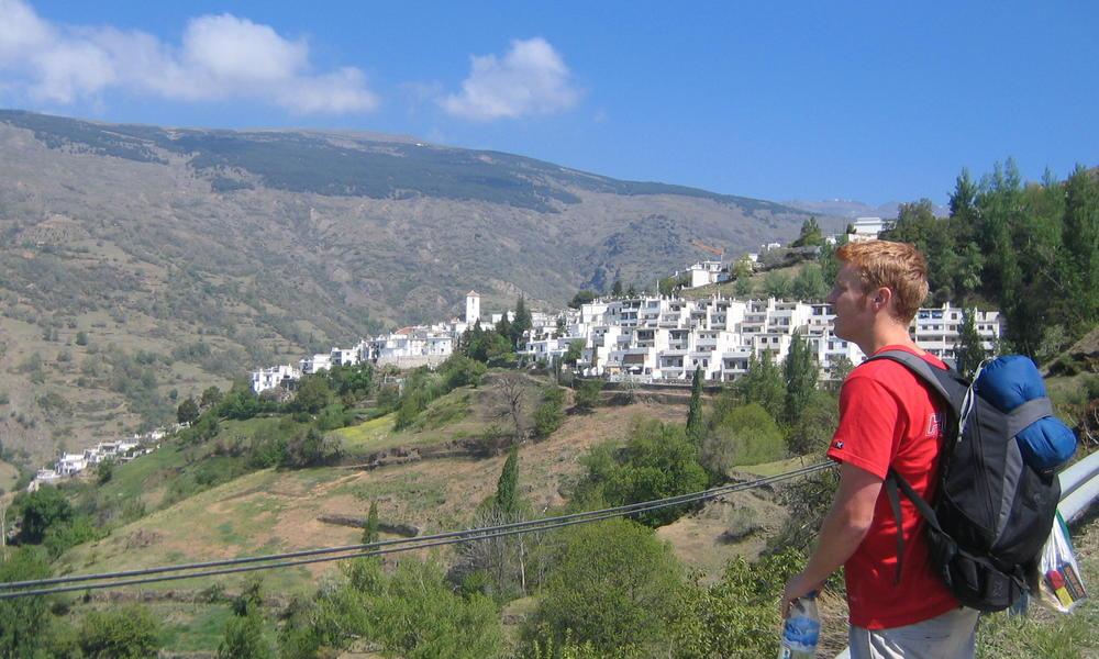 Las Alpujarras Spain Matt Erke