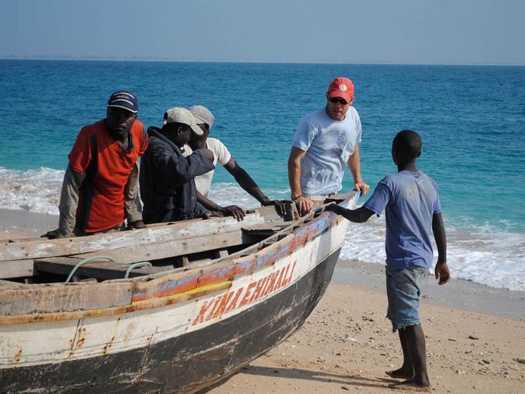 Brendan fisher njovo island