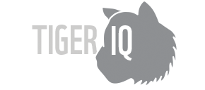 Tiger Animal IQ Logo