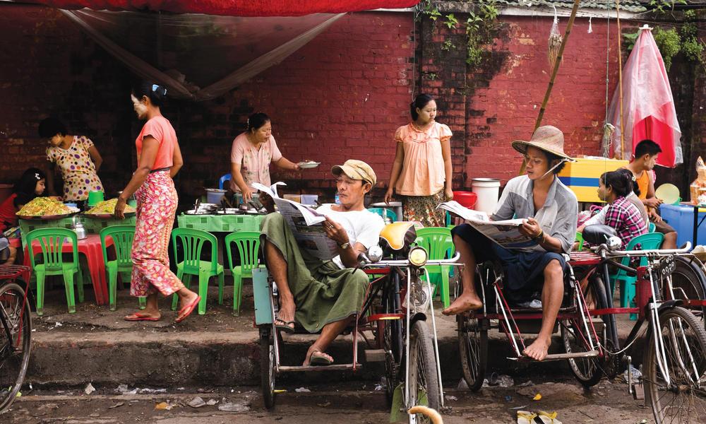 Myanmar | Magazine Articles | WWF