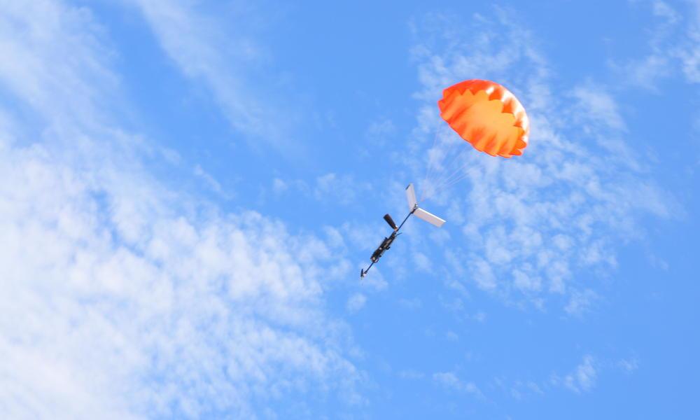 uav parachute