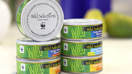 Bumble Bee Foods: Wild Selections Products