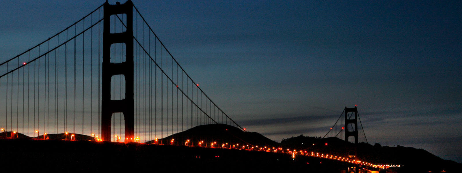 Golden Gate Bridge Off for Earth Hour