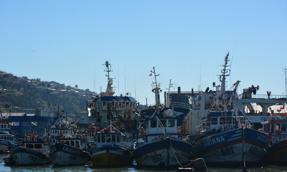 fishing port
