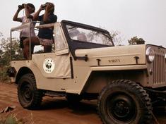 WWF in the field