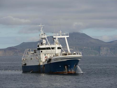 longline ship