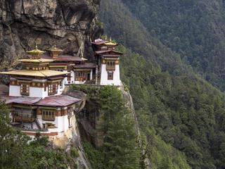 hilltop structure