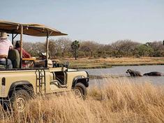 Hippo selous reserve hidden tanzania nha