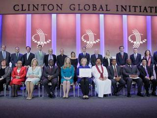 clintons and group