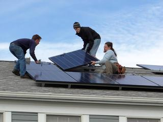 adding solar
