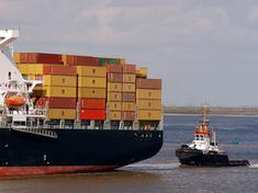Chile cargo ship
