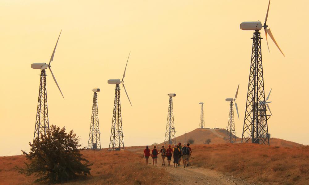 Wind turbine 313786
