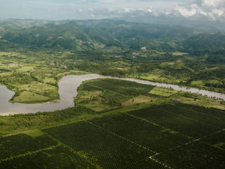Aerial Guatemala