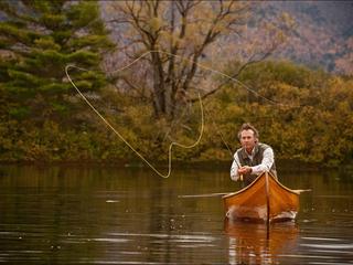 perk in canoe