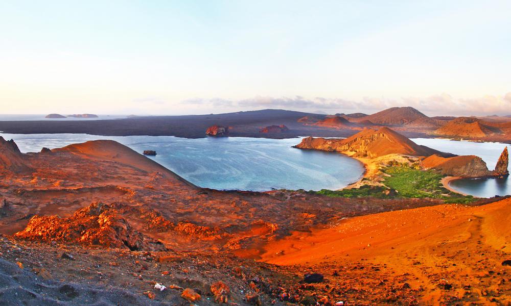 landscape galapagos