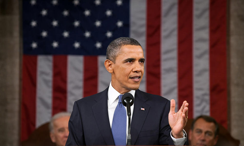 Obama at State of the Union
