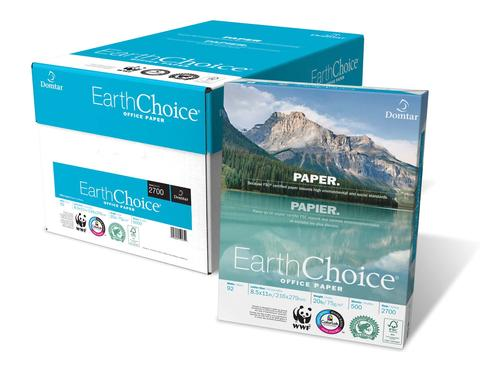 Earth Choice sustainable office paper