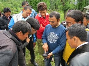 Training AHM WWF-India