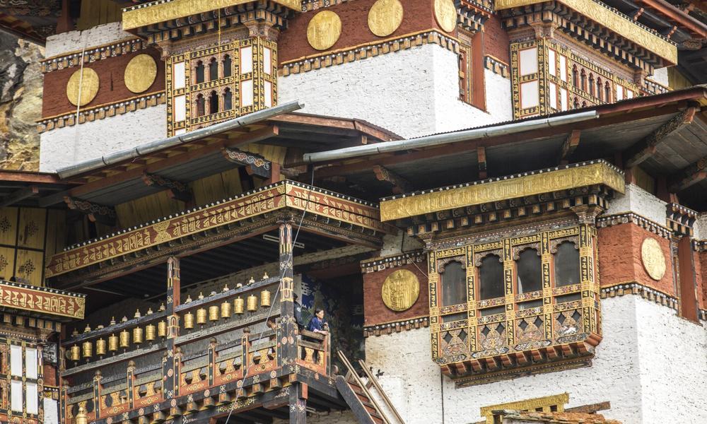 Taktsang Monastery, Paro, Bhutan