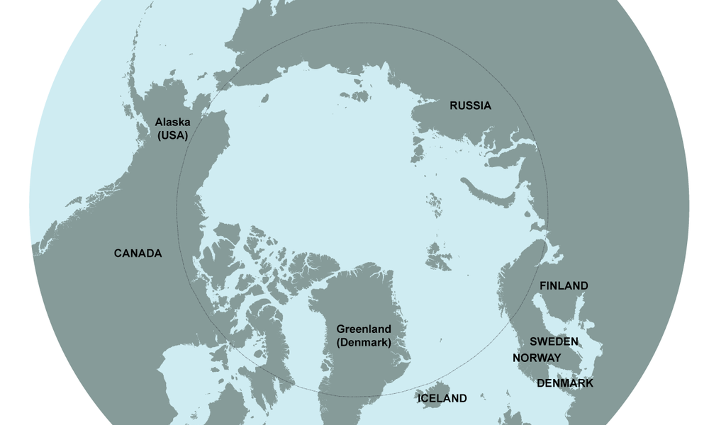 Arctic council states