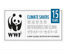 climate savers 15 years logo