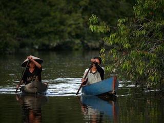 Borneo and Sumatra kayak