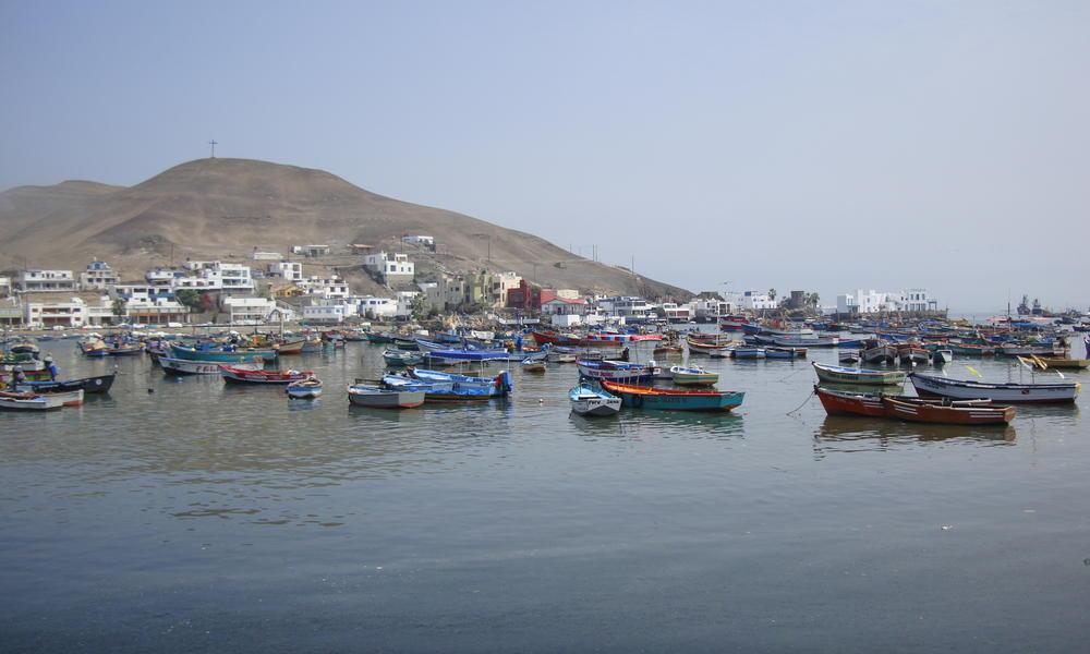 pucusana port