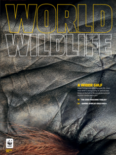World Wildlife Magazine Summer 2015 cover