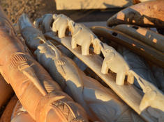 Large tusks ivory crush usfws