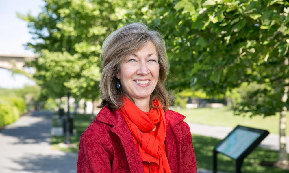 Anita Van Breda portrait