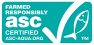 Aqua Stewardship Council logo