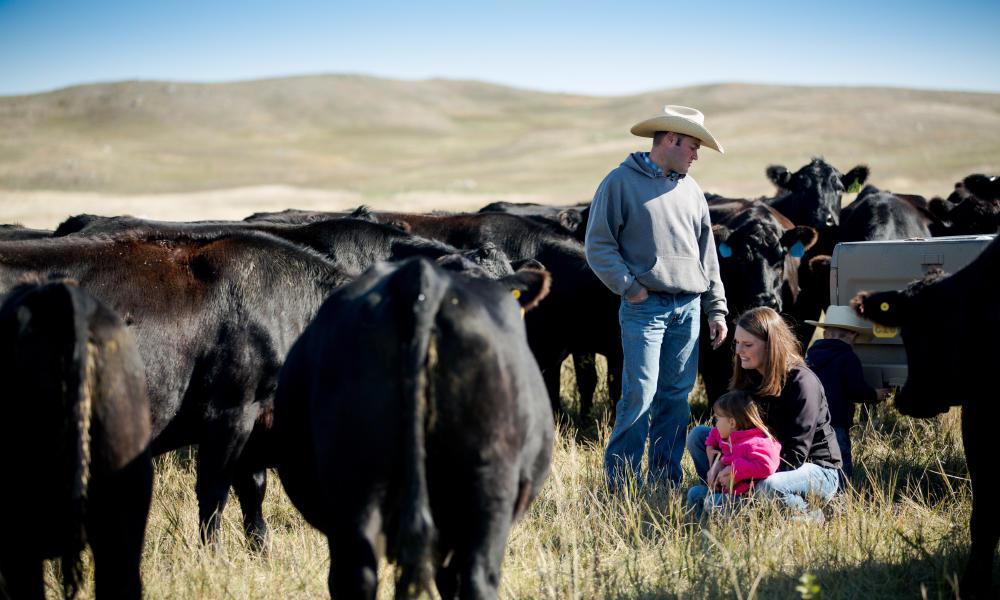 ranching family