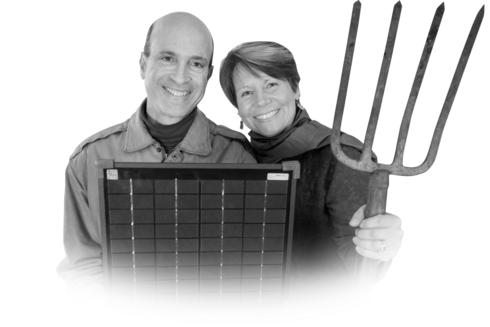 Beth Py-Lieberman and Jim Lieberman Headshot