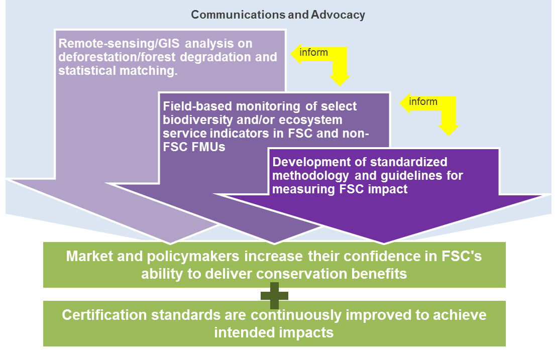FSC Certification infographic