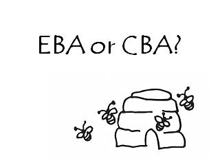 EBA or CBA