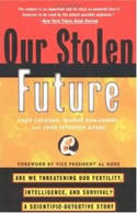 Our Stolen Future book
