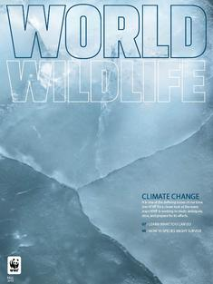 World Widlife Magazine Fall 2015 cover