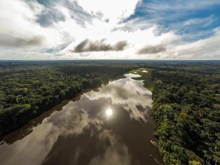 Tambopata River Peru