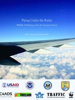 Flying Under the Radar: Wildlife Trafficking in the Air Transport Sector Brochure