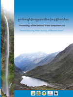 Proceedings of Bhutan's National Water Symposium 2017 Brochure