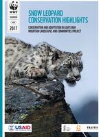 Snow Leopard Conservation Highlights Brochure