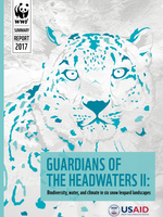 Guardians of the Headwaters II: Biodiversity, water and climate in six snow leopard landscapes. Summary Report.  Brochure