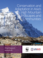 Conservation and Adaptation in Asia's High Mountain Landscapes and Communities: Final Report   Brochure