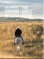 Sustainable Ranching Initiative Impact Report: 2018 Brochure