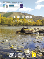 Tuul River Basin Report Card Brochure
