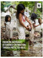 Enhancing Nationally Determined Contributions through Protected Areas Brochure