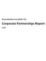 FY18 Corporate Partnerships Report Brochure