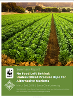 No Food Left Behind 2018 Conference Summary Report  Brochure